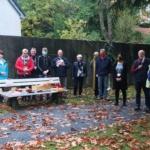 "Jahresbericht 2020 ""Arbeitsgruppe Alter Friedhof"""